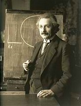 Albert Einstein in 1921 (**** / more)