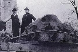 The Willamette Meteorite