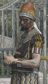 Herod the Great (James Tissot 1836 - 1902)